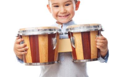 Przedszkolaki – zajęcia z rytmik z elementami perkusji
