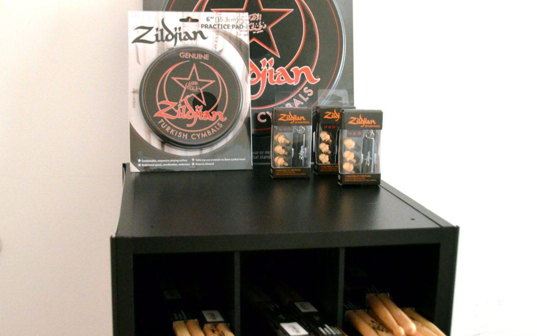 Akcesoria perkusyjne marki Zildjian