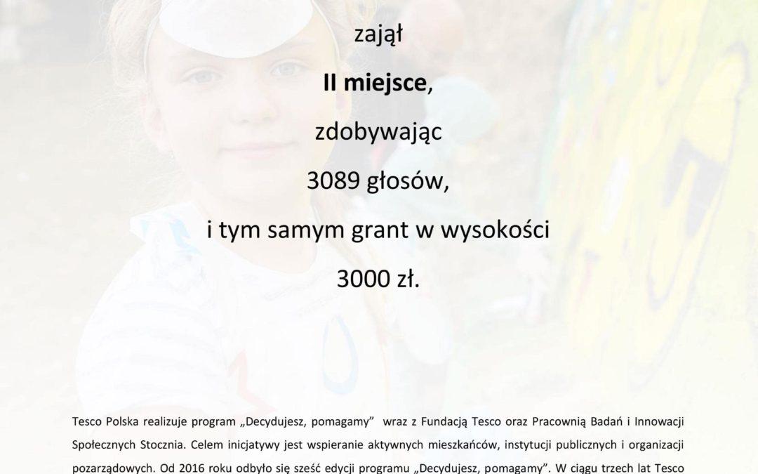 """VI edycja programu """"DECYDUJESZ,  POMAGAMY"""""""