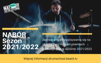 Nabór uczniów sezon 2021/2022